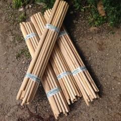 Нагель березовый 1,2м / 25 мм (20 шт.)